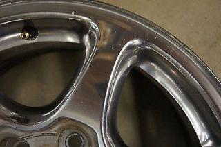 "GMC Sierra Yukon Denali Factory 17"" Polished Wheel Rim 5132 4 Free Shipping"