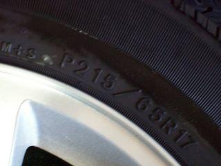 17 Chrysler Dodge Wheels Tires 300C 300 Magnum Charger Challenger Factory