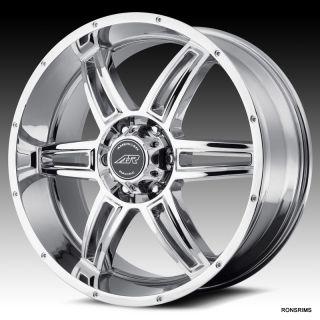 American Racing 16x8 Chrome AR890 Colorado Canyon Chevy GMC Wheel