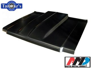 "73 80 C K Series Pickup 2"" Steel Cowl Hood New AMD"