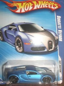 Hotwheels Bugatti Veyron Very Awesome Car for Diorama or Display MIP