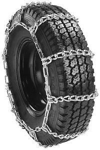 Mud Service Truck Tire Chains  245 70R19 5