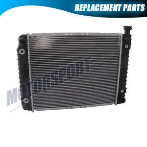 88 93 Chevrolet GMC C K Pickup 4 3L V6 Auto Cooling Radiator w EOC 1 Row 26mm