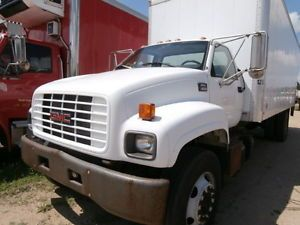 1999 C6500 GMC Truck Hood and Cab