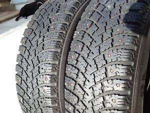 Snow Winter Studded Mud Tires Stud 185 70R14 Nokian Hakkapeliitta 1