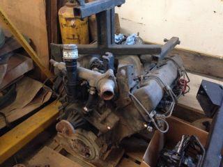 Cucv Chevrolet GMC K2500 Pickup Engine 6 2 L V8 Diesel HMMWV Hummer H1