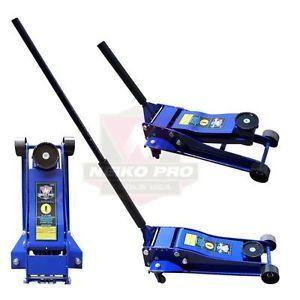 Low Profile 3 1 2 Ton Floor Jack Racing Shop Hoists Pro Grade Automotive Tools