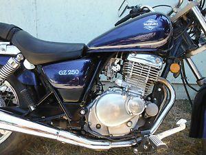 Suzuki GZ250 Engine Complete Motor GN250 Plus Other Parts