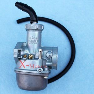 Carburetor PZ22 Carburetor 125cc ATV Quad Motorcycle Pit Dirt Bike 125cc Carb