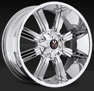 17 Inch 5x100 5x4 5 Chrome Wheels Rims 5 Lug Honda Dodge Toyota 1 1 2 Lip