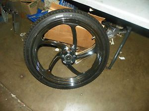 Harley Custom Chopper Dyna Sportster Softail Chrome 21 inch Front Wheel New