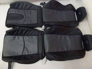 Trailblazer Ss Leather Seat Covers On PopScreen