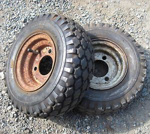 "Ariens Snowblower Tire 6"" Tire Wheel 71066 71052 Rim 910006 910021 Carlisle 12 5"