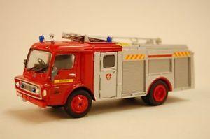 Dodge Wiltshire 1970's Fire Engine Model Kit