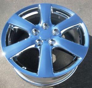 "4 New 17"" Factory Toyota RAV4 Chrome Wheels Rims Exchange Your Stock"