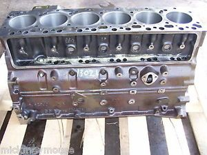 Dodge RAM Cummins Diesel Engine Block 5 9L 24V Bare Block 2001 01 ctd 55 Casting