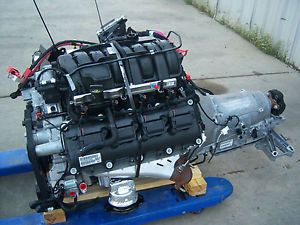 2013 Dodge Charger Police 5 7L Hemi VVT Engine Motor 5 Speed Auto Transmission