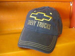 Brown Chevy Trucks Baseball Hat Chevrolet Truck Cap