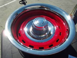 Chevy GMC Truck Rally Wheel Derby Sombrero Center Cap Adapter Kit