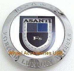 Asanti Snap in Wheel Center Cap Part asanti FS Cap