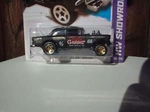 2013 Hot Wheels 55 Chevy Gasser