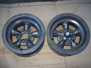 "15x8 5 Magnesium American Racing Torq Thrust Wheels Rims 15"" Ansen Halibrand"