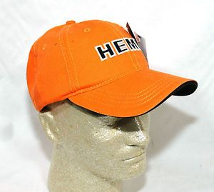 Dodge Hemi Truck Logo Orange Black Baseball Cap Hat Licensed Gift New