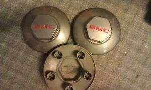 GMC Truck Hubcap Hub Cap Center Cap Lug Nut Sonoma Jimmy Cover