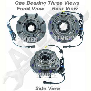 TIMKEN SP940200 Front Wheel Hub Bearing Assembly