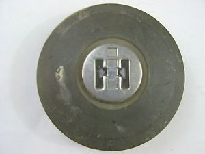 Vintage 1959 International Harvester Truck Steering Wheel Center Cap