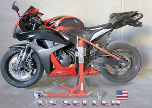 Central Stand Paddock Lift for BMW S1000RR All Years by Motorcycle Parts Custom