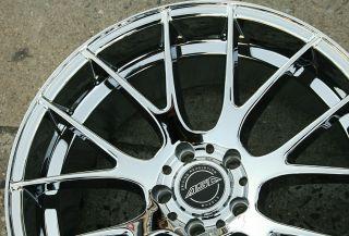 "ASA GT5 20"" Chrome Rims Wheels Acura MDX 07 Up 20 x 10 5H 32"