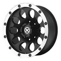 16 inch Toyota Tacoma 4WD Pre Runner 16x8 Black ATX Wheels Rims 1997 12 6 Lug