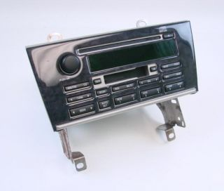 06 Lincoln LS Ford Car Radio CD Cassette Am FM Stereo Player 6W4T 18C868 AA