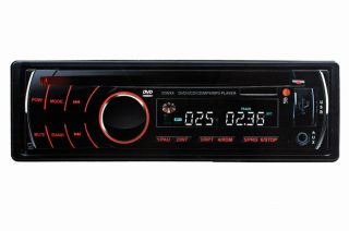CD  WMA CD R RW Car Receiver Player Stereo in Dash Radio Front USB KM3205 Hot