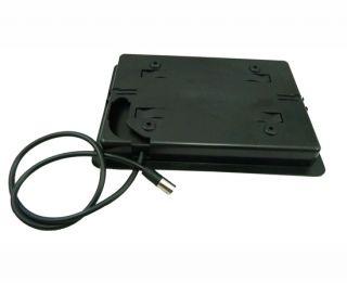 "7"" TFT LCD Car Monitor Rear View 2CH Video for DVD VCR Car Rear Camera"