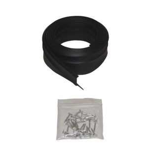 Auto Care Products Inc Proseal Nail on Garage Door Bottom Seal 10 Feet