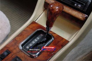 Mercedes Benz W124 Interior Chrome Gear Shift Shifter Surround Frame