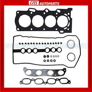 98 99 Toyota Corolla Geo Prizm 1 8L Cylinder Head Gasket Set 1ZZFE Engine Parts