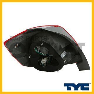 TYC 03 04 Toyota Matrix Right Tail Light Lamp XR XRS RH