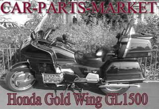 Honda Gold Wing GL1500 1988 2000 Convex Mirror Glass
