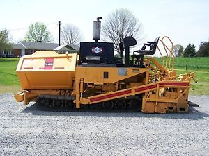 Blaw Knox PF400A Parts Manual Volvo Paver Asphalt Paver Parts Manual