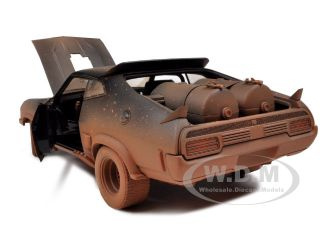 Mad Max Road Warrior Interceptor Muddy Version 1 18 by Autoart 72749