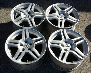2004 2008 Acura TL TSX Honda Accord Wheels Factory Original Rims 5x114 3