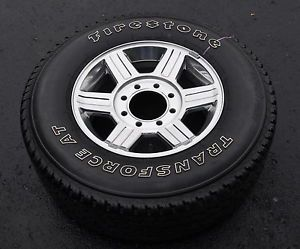 "17"" Dodge RAM 2500 Wheels Rims Tires Factory Wheels 2010 2012"