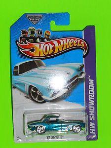2013 Hot Wheels Super Treasure Hunt '62 Corvette Near Mint