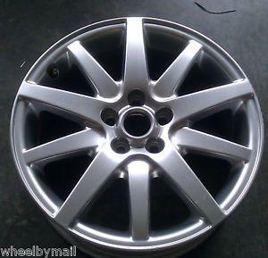 "17"" Jaguar s Type 2000 Wheel RM Alloy Original 59699 XR831007CA T509AWIK3"