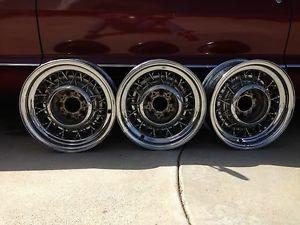 1953 1954 1955 1956 Ply Chrysler Dodge Imperial Wire Wheel Motor Wheel