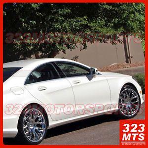 "22"" Giovanna Kilis Black Wheels Cadillac Chevrolet Chrysler Dodge"