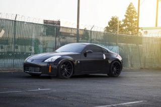 "20"" Nissan Maxima Rohana RC10 Deep Concave Black Staggered Wheels Rims"